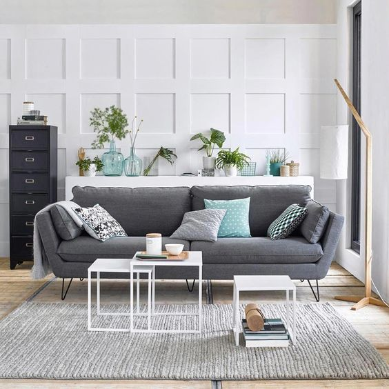 how to layout furniture in a small living room