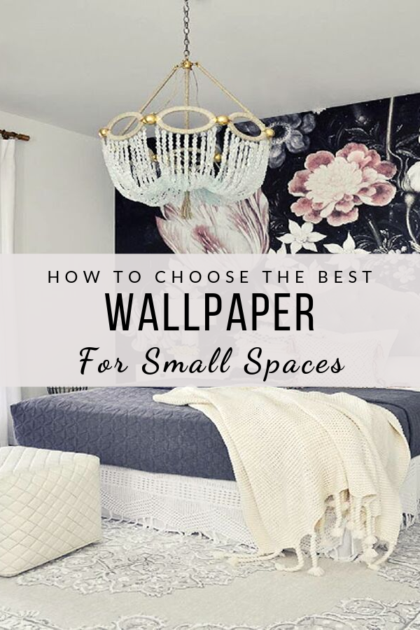 best wallpaper patterns for small rooms
