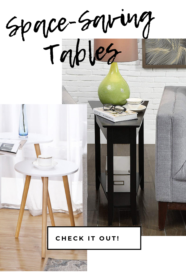 space saving tables for small homes