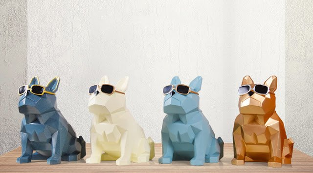 decorative storage for small spaces dog tissue holder