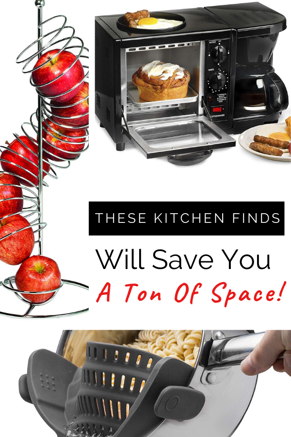 space-saving kitchen products for small kitchens