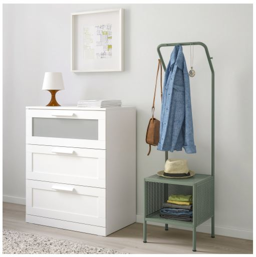 Ikea 2020 catalog Entryway storage small spaces