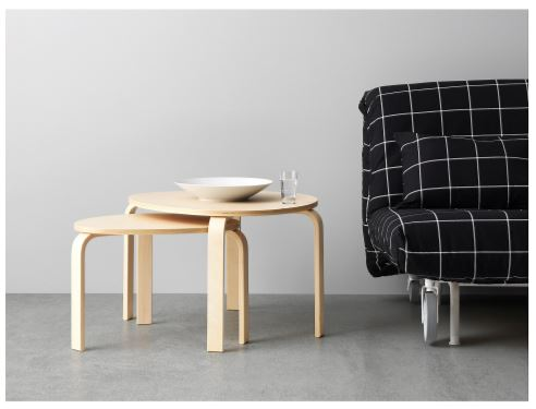 Ikea 2020 catalog favorites nesting table