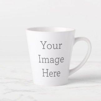 custom latte mugs
