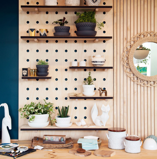 Pinterest S Most Stylish Kitchen Pegboard Ideas Small Space Living