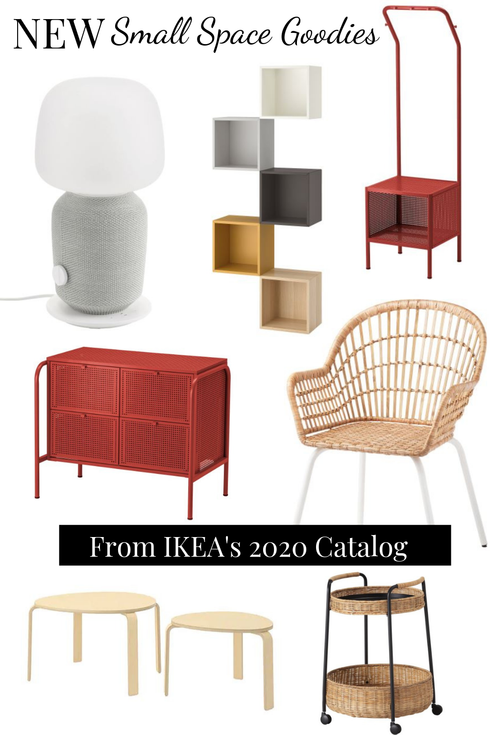 small space products from ikea's new 2020 collection