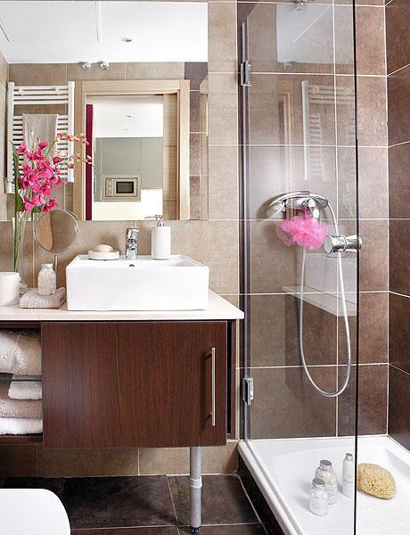 studio apartment bathroom ideas