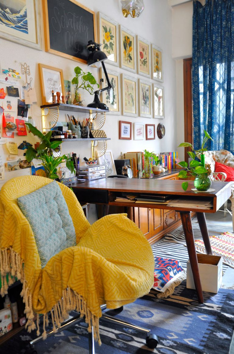 maximalism in small spaces