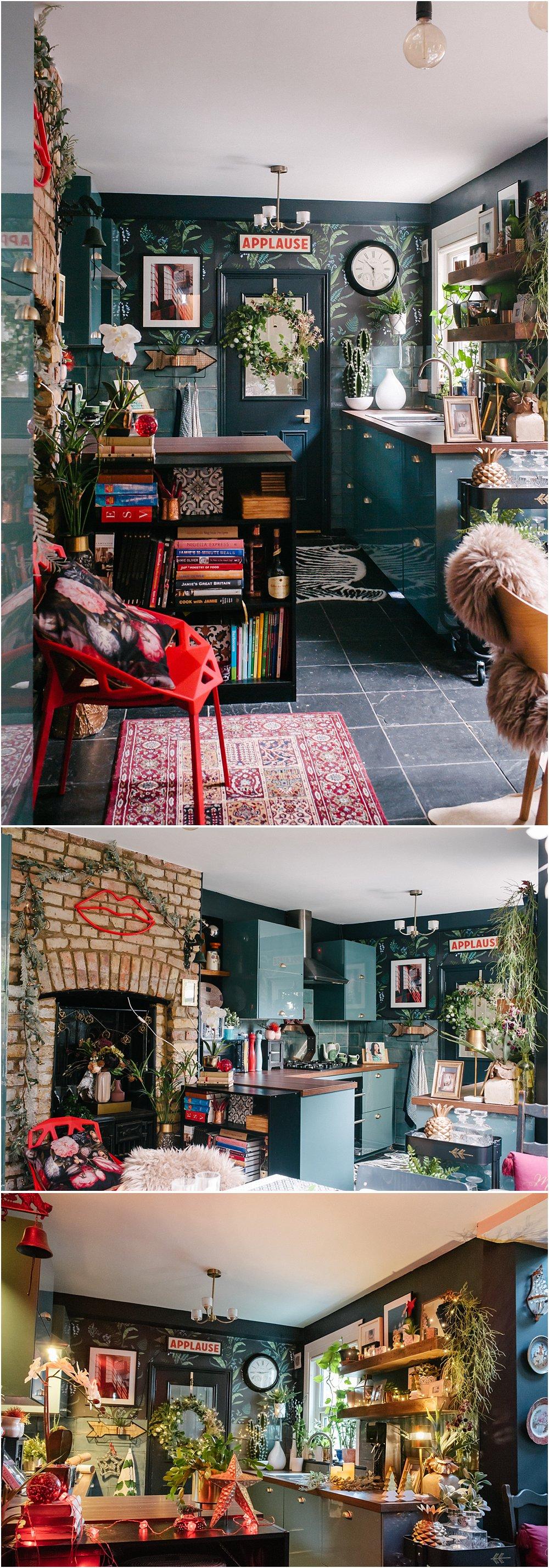 london maximalist decor by lily sawyer