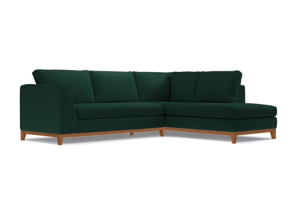 dark green sleeper sofa for small living rooms
