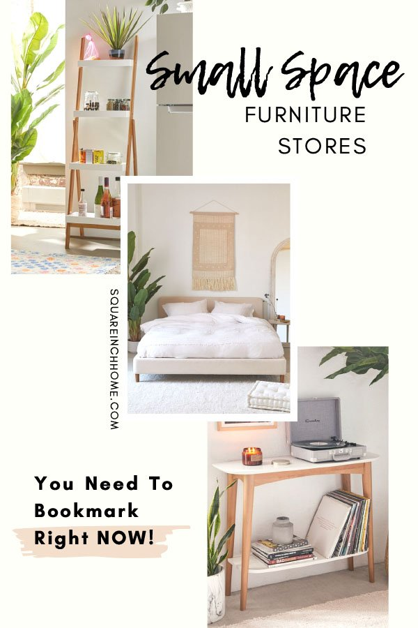 Small Space Furniture Stores Pinterest