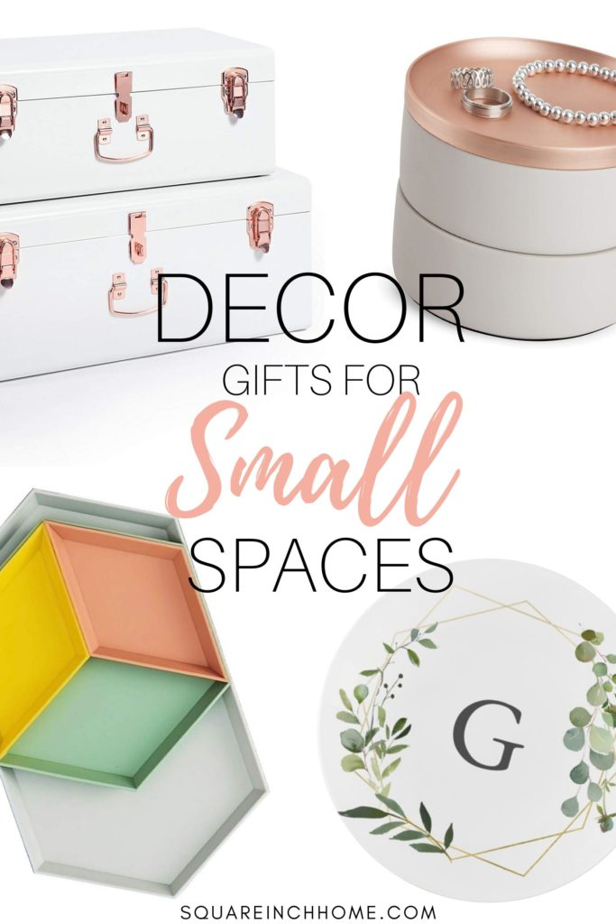 decor mother's day gifts for small spaces