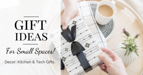 Gifts For Small Spaces