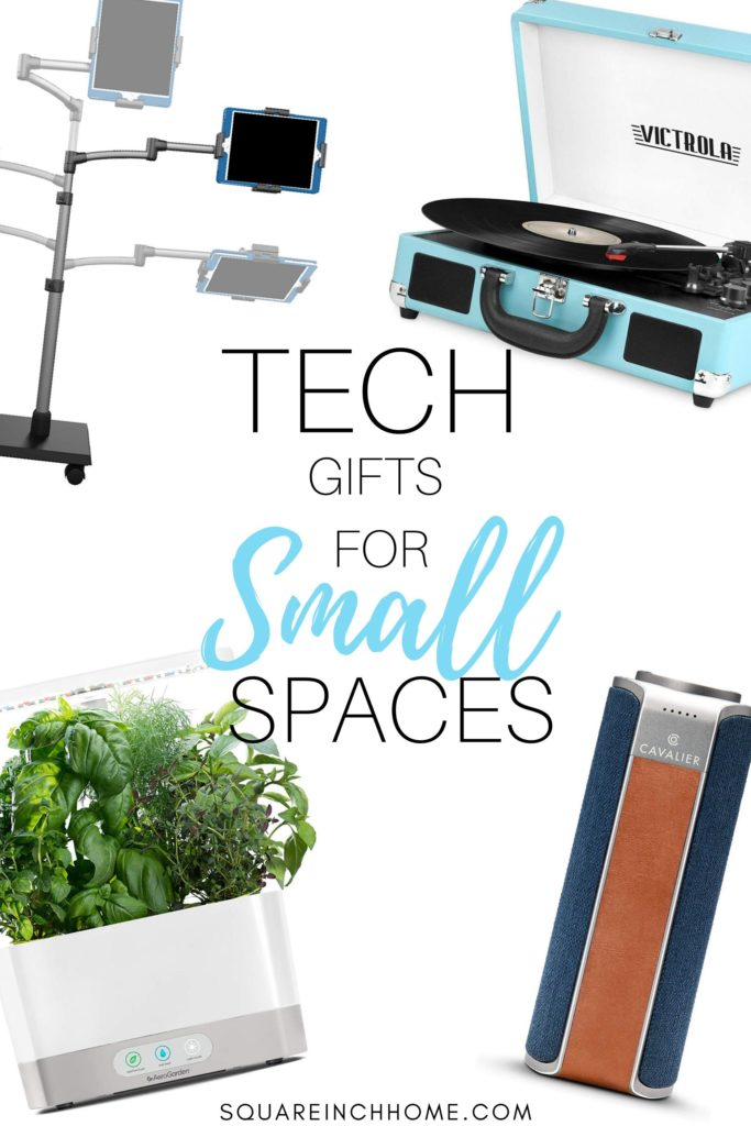 tech gifts for small apartments and tiny homes