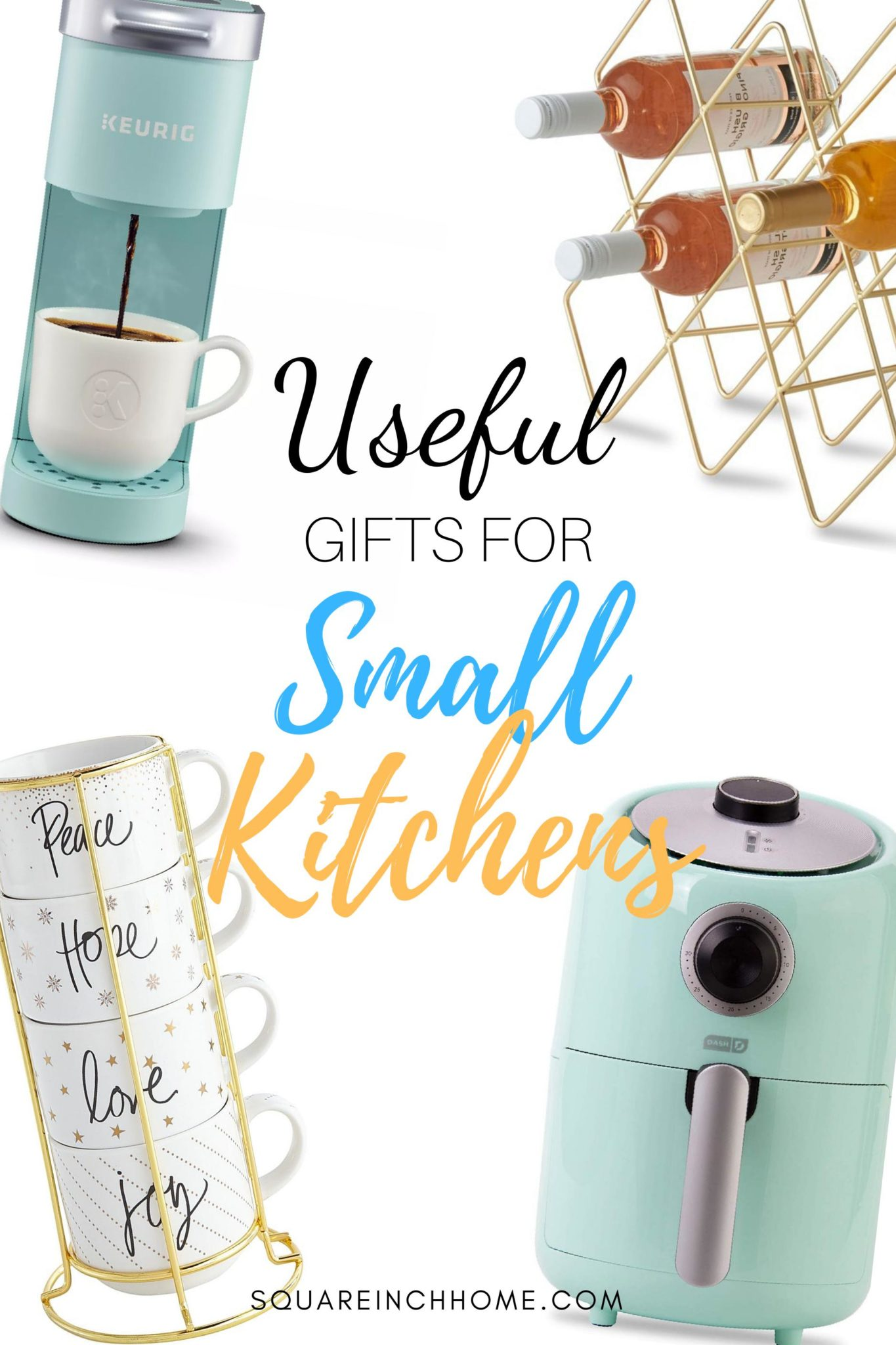 USEFUL GIFTS FOR SMALL KITCHEN