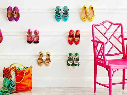 crown molding shoe rack storage for bedrooms without closets