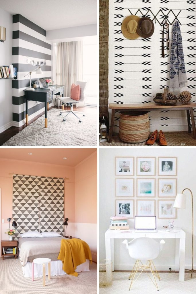 ways to separate spaces in a studio