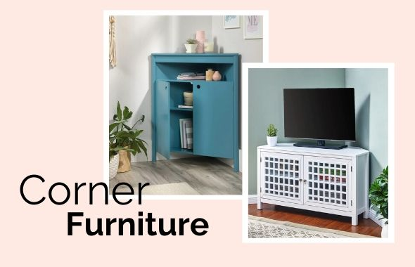 best corner furniture for small spaces