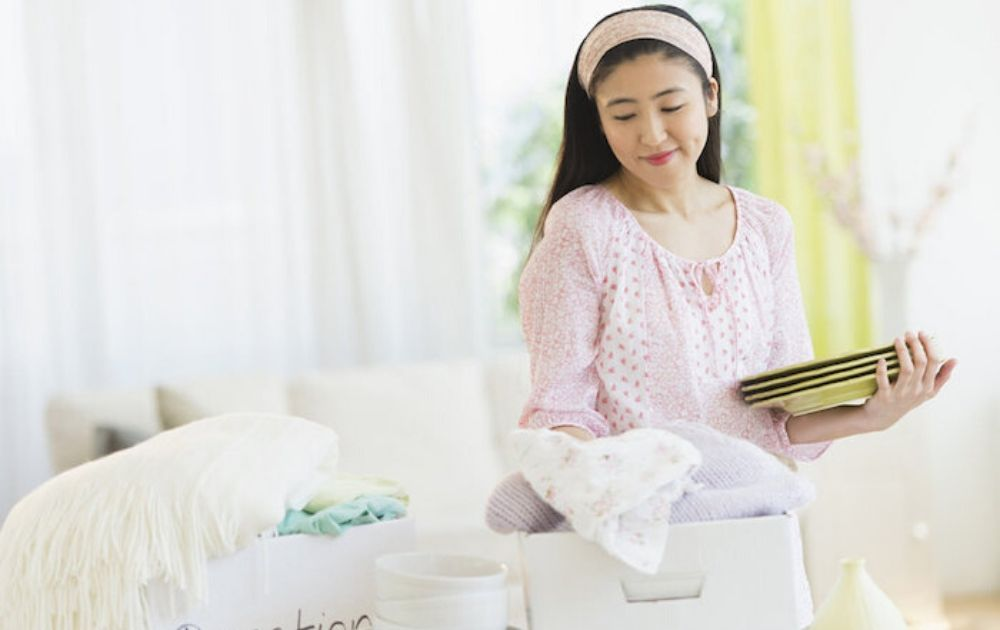 decluttering struggles tied to  sel-worth