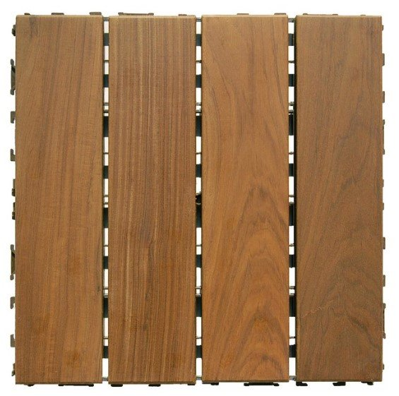 temporary wooden deck flooring tiles