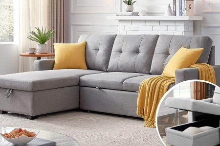 best sleeper sectional sofas for small living room
