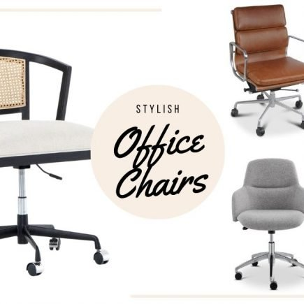 stylish home office chairs