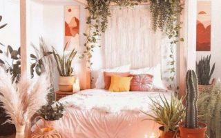 earthy bedroom decor ideas
