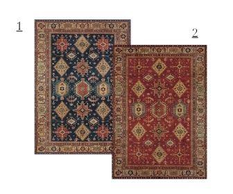 parisian rug pairing