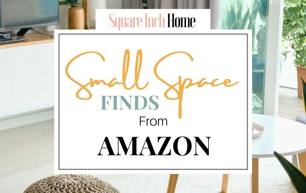 small space solutions from amazon