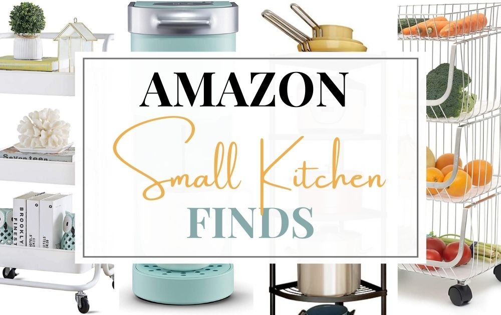 small kitchen solutions from amazon