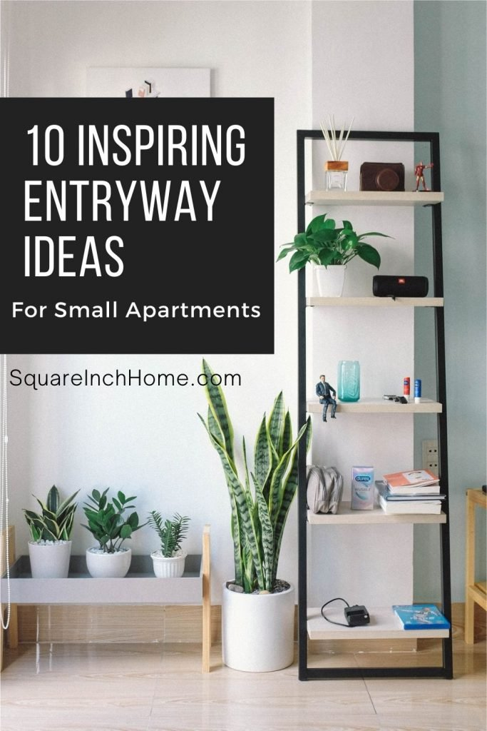10 Bright Airy Entryway Ideas For Small Apartments