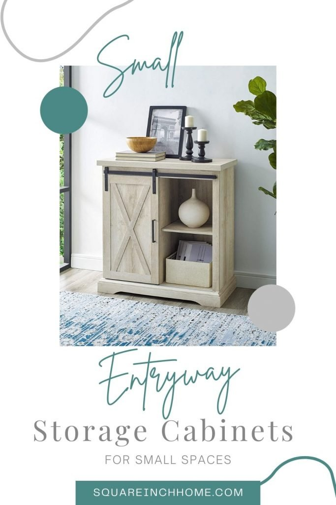 small entryway cabinets for small spaces
