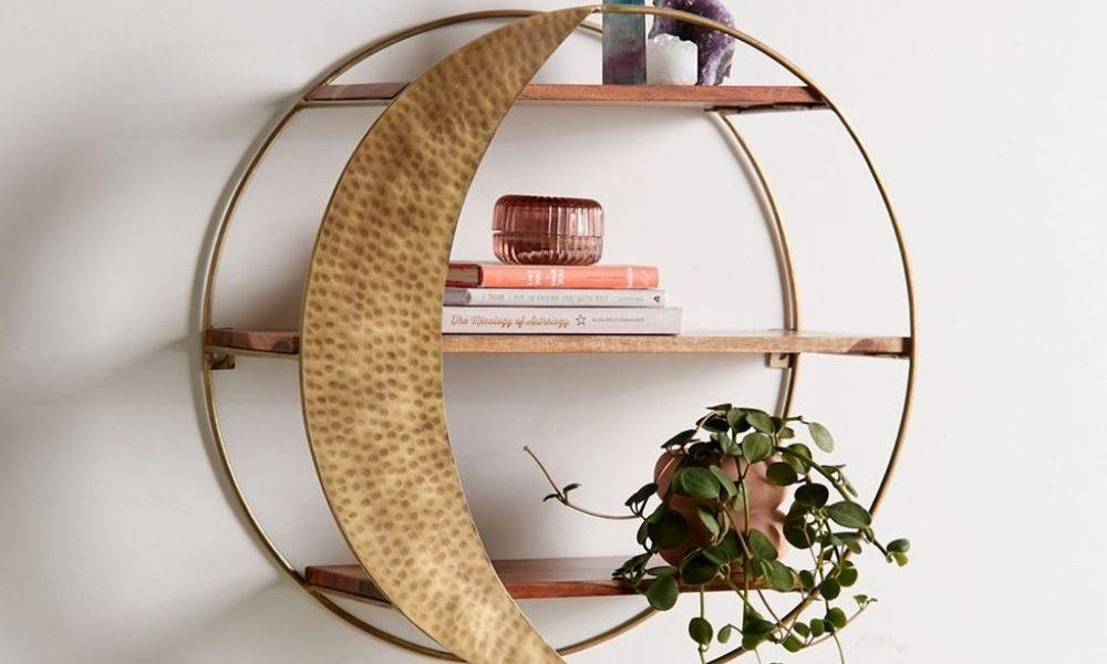 decorative wall shelves