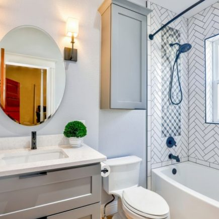 Reversible Ways To 'Renovate' Your Rental Bathroom