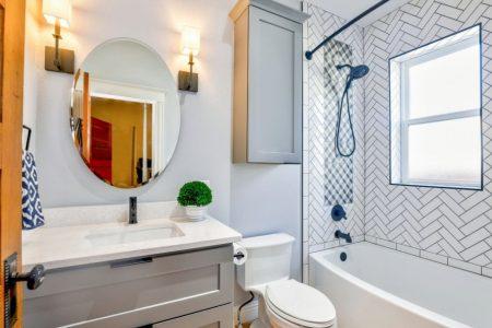 Reversible Ways To 'Renovate' Your Rental Bathroom