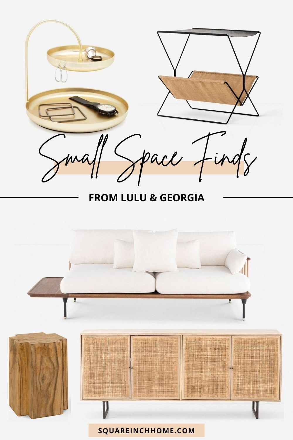 furniture for small spaces from lulu & georgia