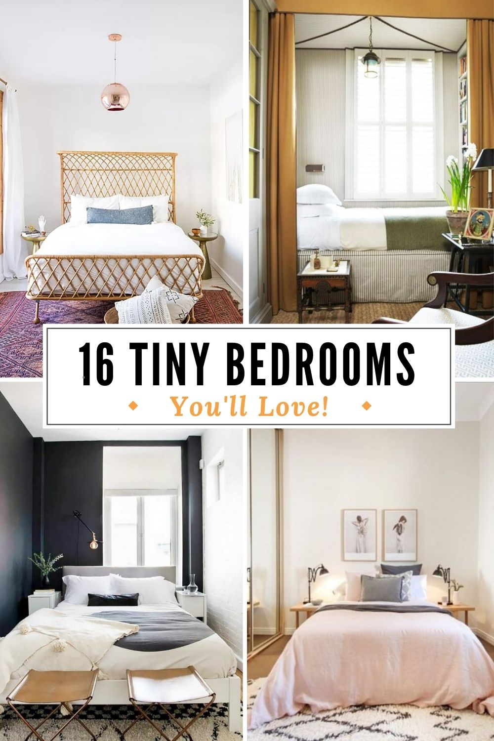 tiny bedroom ideas pinterest